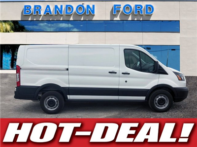 2018 Transit 250 Low Roof,  Empty Cargo Van #J1475 - photo 1