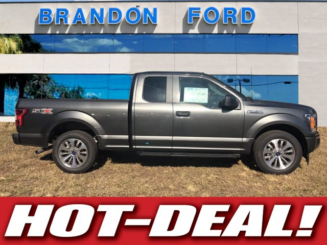 2018 F-150 Super Cab 4x2,  Pickup #J2051 - photo 1