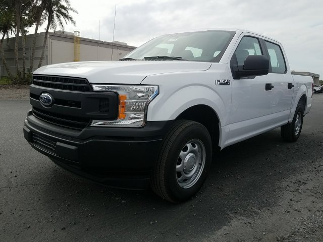 2018 F-150 SuperCrew Cab 4x2,  Pickup #J2095 - photo 6