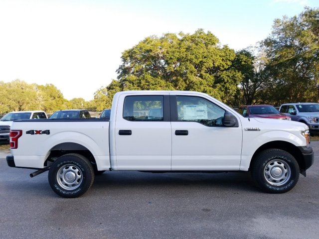 2018 F-150 SuperCrew Cab 4x4,  Pickup #J2248 - photo 3