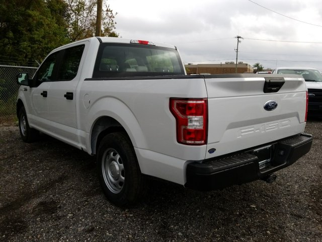 2018 F-150 SuperCrew Cab 4x2,  Pickup #J2442 - photo 4