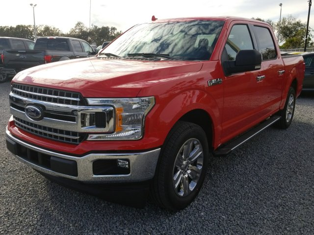 2018 F-150 SuperCrew Cab 4x2,  Pickup #J2525 - photo 6