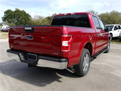 2018 F-150 SuperCrew Cab 4x2,  Pickup #J2863 - photo 2