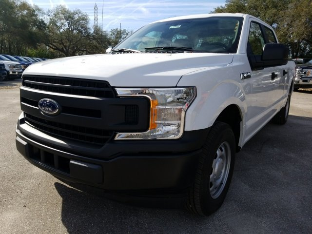 2018 F-150 SuperCrew Cab 4x2,  Pickup #J2893 - photo 6