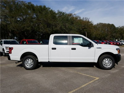 2018 F-150 SuperCrew Cab 4x2,  Pickup #J2893 - photo 26