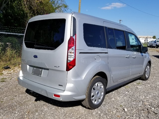 2018 Transit Connect, Passenger Wagon #J3985 - photo 2