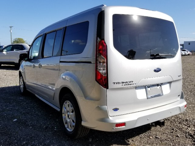 2018 Transit Connect, Passenger Wagon #J3985 - photo 4