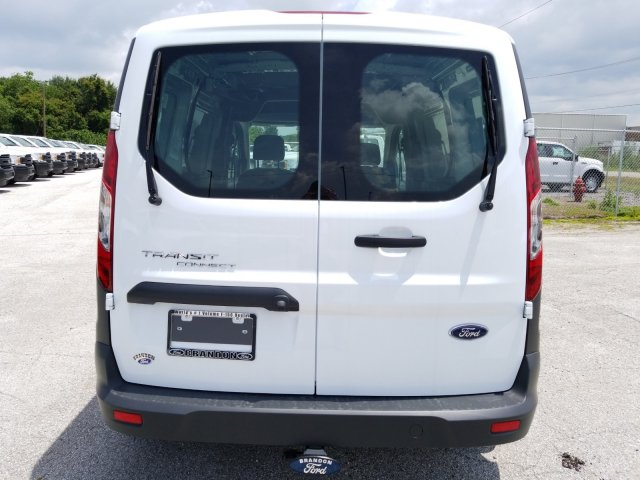 2018 Transit Connect 4x2,  Empty Cargo Van #J5465 - photo 4