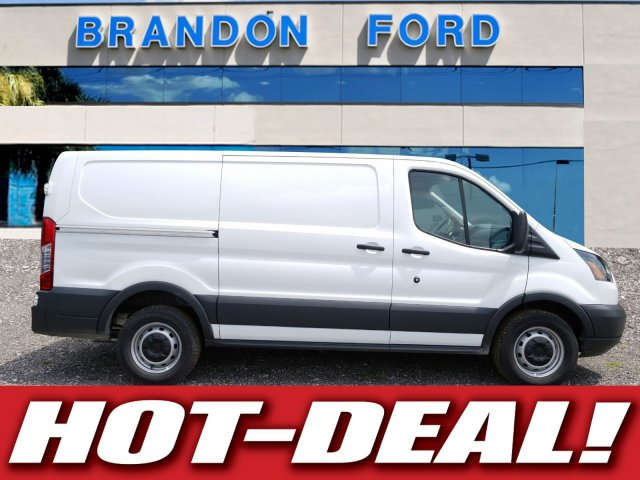 2018 Transit 150 Low Roof 4x2,  Empty Cargo Van #J5626 - photo 1