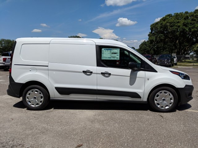2018 Transit Connect 4x2,  Empty Cargo Van #J5989 - photo 3