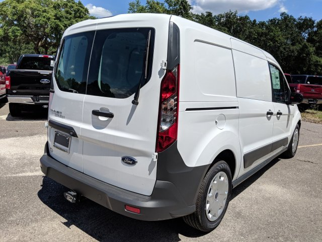 2018 Transit Connect 4x2,  Empty Cargo Van #J5989 - photo 4