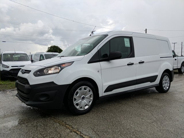 2018 Transit Connect 4x2,  Empty Cargo Van #J6081 - photo 6