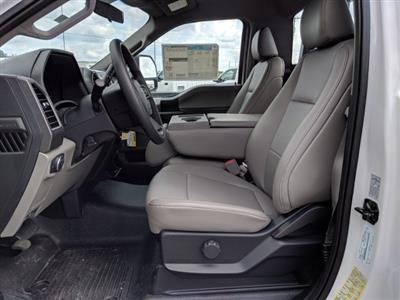 2018 F-350 Regular Cab DRW 4x2,  Bedrock Diamond Series Flatbed Body #J6251 - photo 17