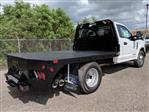 2018 F-350 Regular Cab DRW 4x2,  Bedrock Flatbed Body #J6251 - photo 1