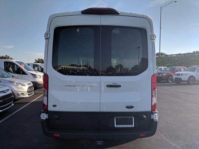 2018 Transit 150 Med Roof 4x2,  Kargo Master Upfitted Cargo Van #J6394 - photo 4