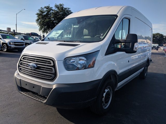2018 Transit 150 Med Roof 4x2,  Kargo Master Upfitted Cargo Van #J6394 - photo 6