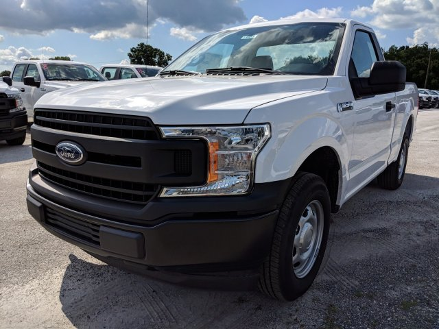 2018 F-150 Regular Cab 4x2,  Pickup #J6411 - photo 5