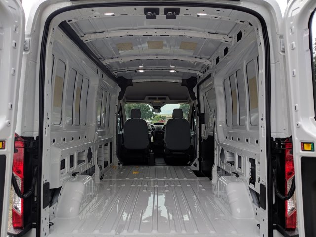 2018 Transit 250 Med Roof 4x2,  Empty Cargo Van #J6483 - photo 2