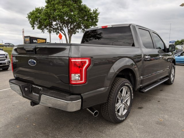 2015 F-150 SuperCrew Cab 4x2,  Pickup #J6617A - photo 1