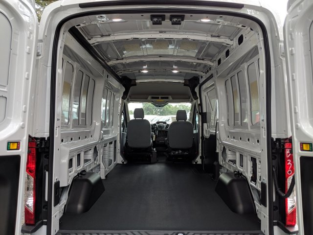 2018 Transit 250 Med Roof 4x2,  Empty Cargo Van #J7083 - photo 2