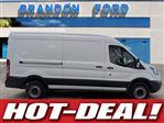2018 Transit 250 Med Roof 4x2,  Empty Cargo Van #J7191 - photo 1