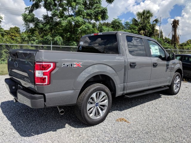 2018 F-150 SuperCrew Cab 4x2,  Pickup #J7234 - photo 2