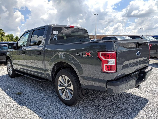 2018 F-150 SuperCrew Cab 4x2,  Pickup #J7234 - photo 4