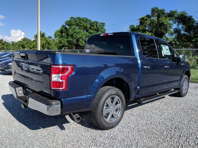 2018 F-150 SuperCrew Cab 4x2,  Pickup #J7250 - photo 2