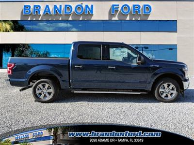 2018 F-150 SuperCrew Cab 4x2,  Pickup #J7250 - photo 1