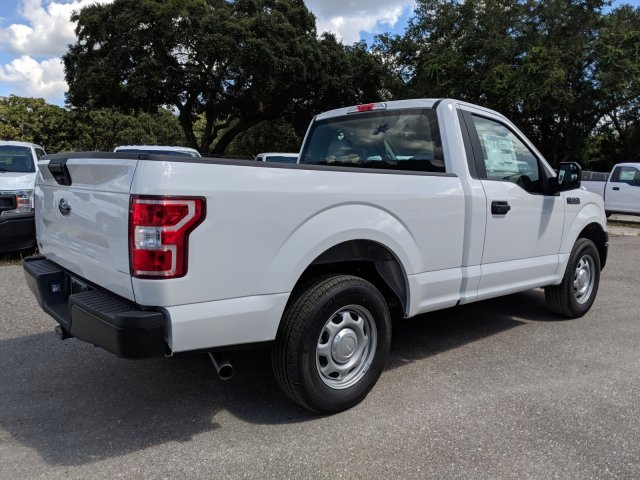 2018 F-150 Regular Cab 4x2,  Pickup #J7263 - photo 2