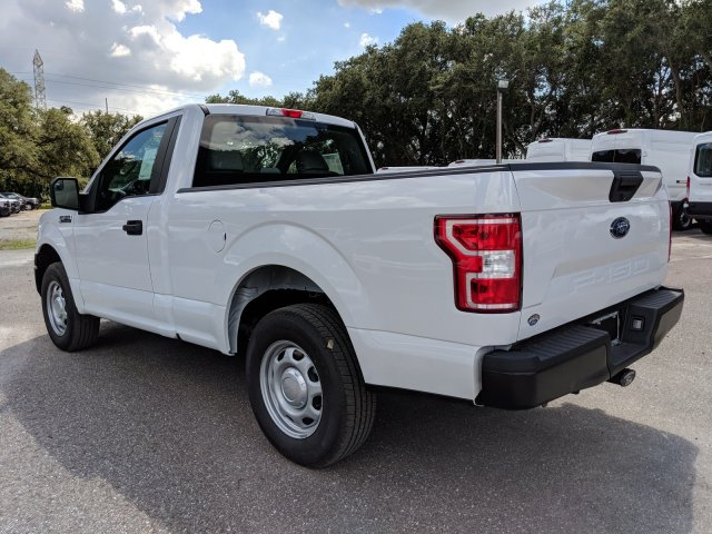 2018 F-150 Regular Cab 4x2,  Pickup #J7263 - photo 4