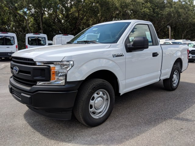 2018 F-150 Regular Cab 4x2,  Pickup #J7263 - photo 5