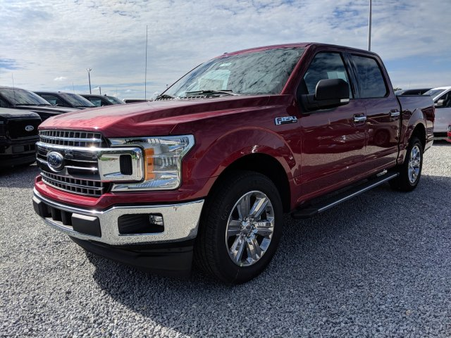 2018 F-150 SuperCrew Cab 4x2,  Pickup #J7278 - photo 5