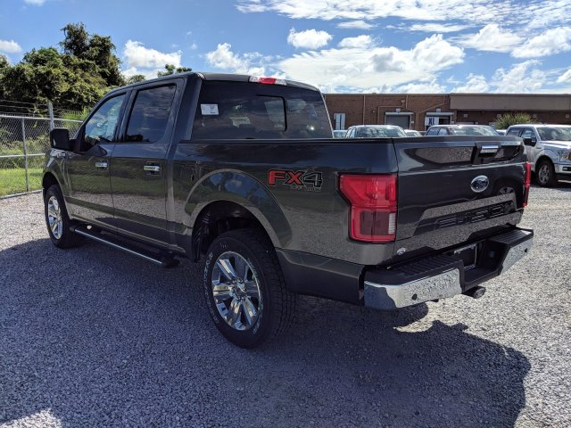 2018 F-150 SuperCrew Cab 4x4,  Pickup #J7307 - photo 4
