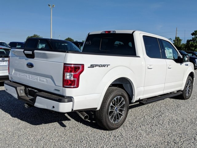 2018 F-150 SuperCrew Cab 4x2,  Pickup #J7314 - photo 2