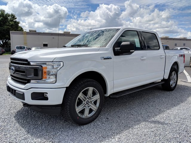 2018 F-150 SuperCrew Cab 4x4,  Pickup #J7315 - photo 5