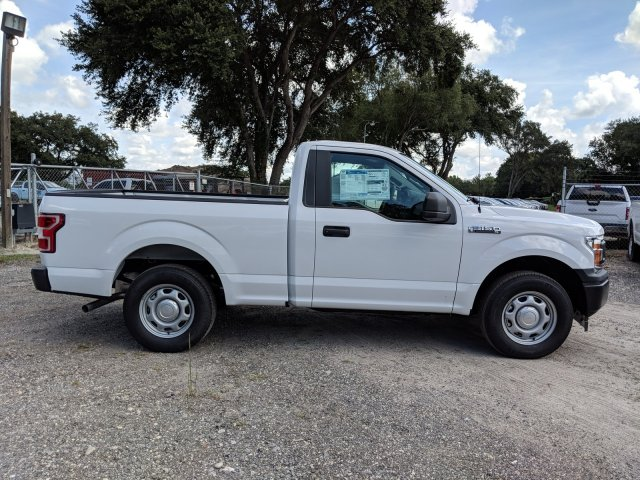 2018 F-150 Regular Cab 4x2,  Pickup #J7330 - photo 2