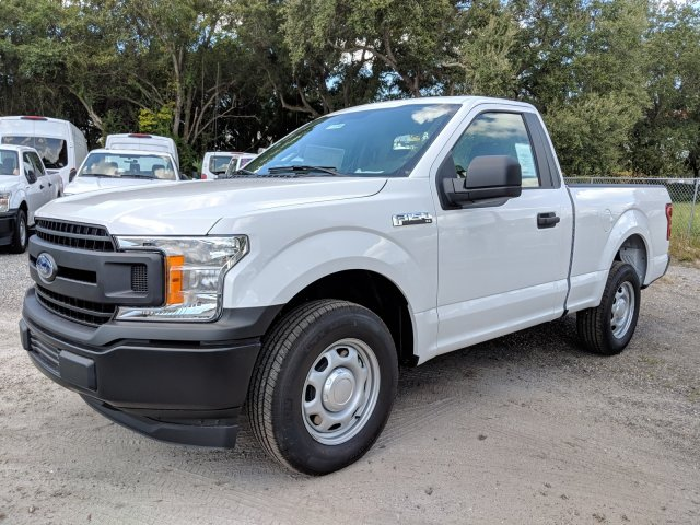 2018 F-150 Regular Cab 4x2,  Pickup #J7330 - photo 6