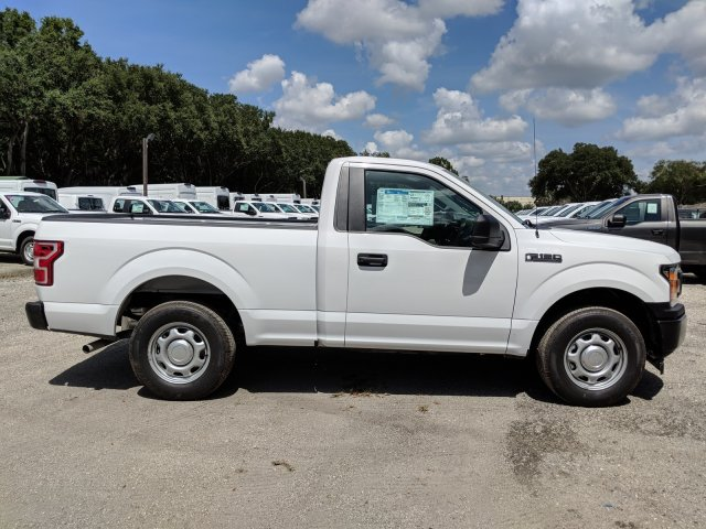 2018 F-150 Regular Cab 4x2,  Pickup #J7344 - photo 2