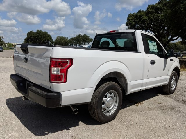 2018 F-150 Regular Cab 4x2,  Pickup #J7344 - photo 3