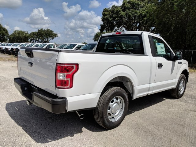 2018 F-150 Regular Cab 4x2,  Pickup #J7362 - photo 3