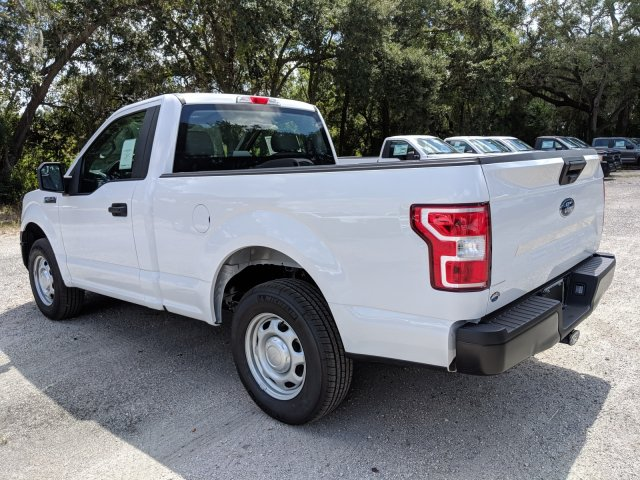 2018 F-150 Regular Cab 4x2,  Pickup #J7362 - photo 5