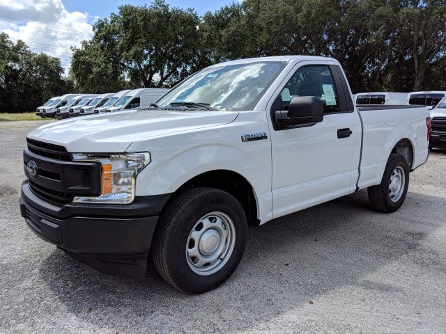 2018 F-150 Regular Cab 4x2,  Pickup #J7362 - photo 6