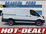 2018 Transit 250 Low Roof 4x2,  Empty Cargo Van #J7455 - photo 1