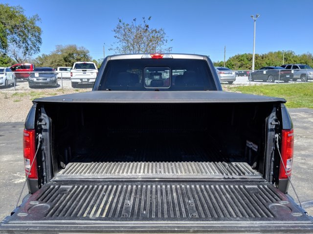 2016 F-150 SuperCrew Cab 4x2,  Pickup #J7521A - photo 10
