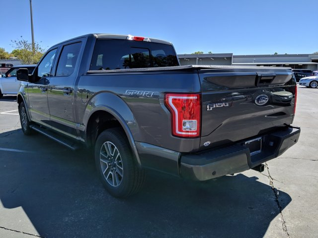 2016 F-150 SuperCrew Cab 4x2,  Pickup #J7521A - photo 4