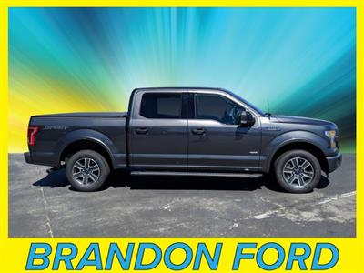 2016 F-150 SuperCrew Cab 4x2,  Pickup #J7521A - photo 1