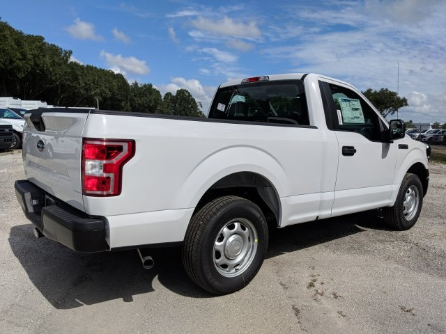 2018 F-150 Regular Cab 4x2,  Pickup #J7563 - photo 2