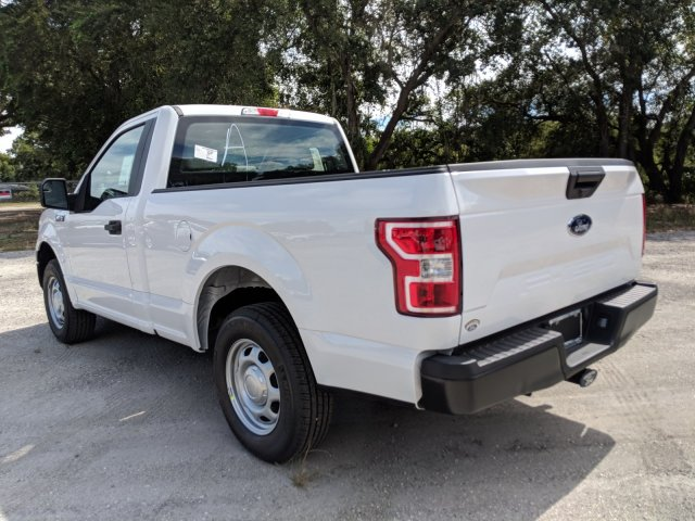 2018 F-150 Regular Cab 4x2,  Pickup #J7563 - photo 4