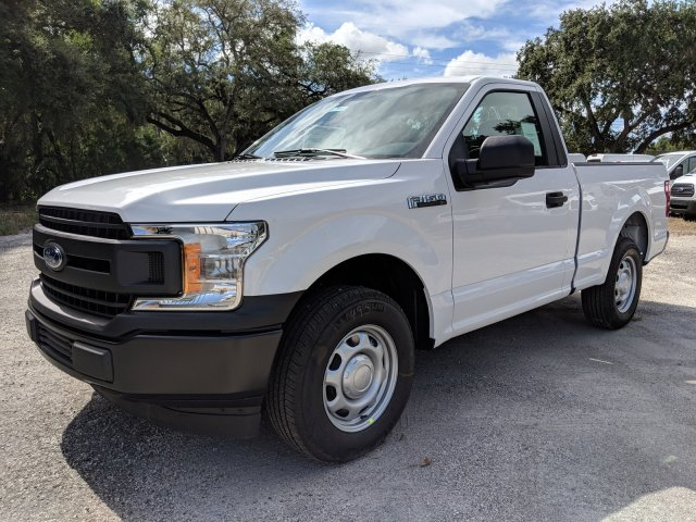 2018 F-150 Regular Cab 4x2,  Pickup #J7563 - photo 5